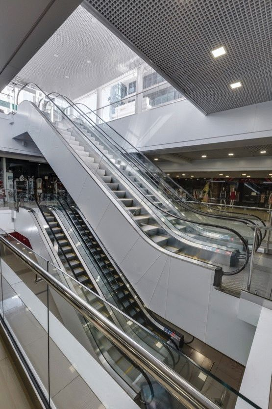 Монтаж ескалаторів — компанія «Altis-Lift». Фото 1