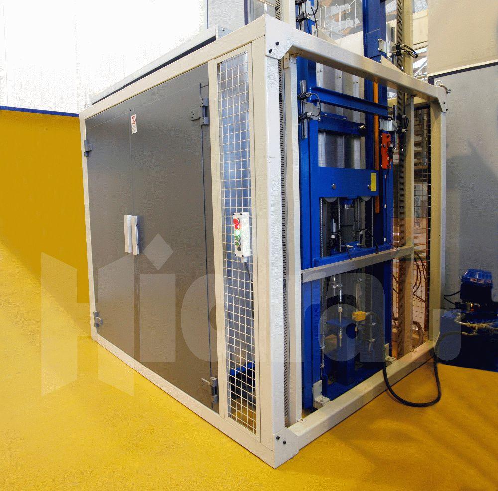 Гидравлические подъемники — компания «Altis-Lift». Фото 1