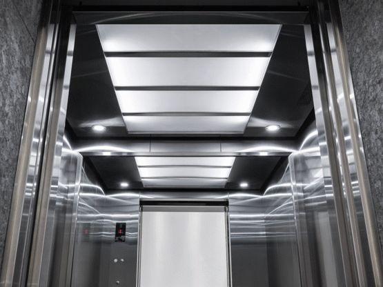 Пасажирські ліфти SJEC — компанія «Altis-Lift». Фото 5