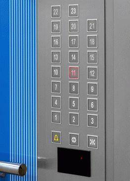 Пасажирські ліфти SJEC — компанія «Altis-Lift». Фото 9