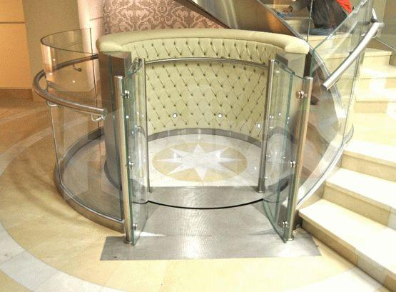 Пассажирские лифты Hidral — компания «Altis-Lift». Фото 5