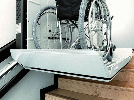 Підйомники для інвалідів — компанія «Altis-Lift». Фото 1