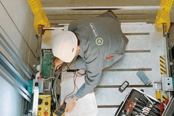 Пуско-налагоджувальні роботи — компанія «Altis-Lift». Фото 1