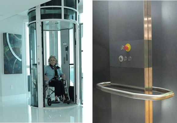 Wheelchair lifts — company «Altis-Lift». Фото 2