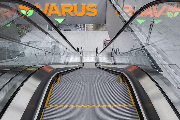 Ескалатори SJEC — компанія «Altis-Lift». Фото 2