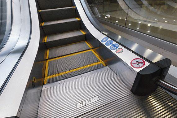 Ескалатори SJEC — компанія «Altis-Lift». Фото 4