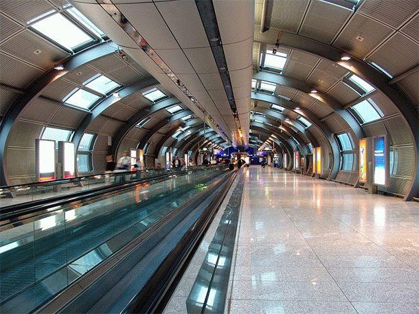 Travelators SJEC — company «Altis-Lift». Фото 4