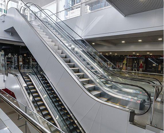 Ескалатори SJEC — компанія «Altis-Lift». Фото 1