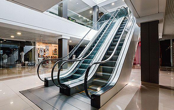 Escalators and travelators - company «Altis-Lift». Фото 1