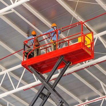 Гідравлічні підйомники — компанія «Altis-Lift». Фото 3