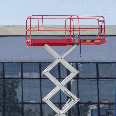 Гідравлічні підйомники — компанія «Altis-Lift». Фото 4
