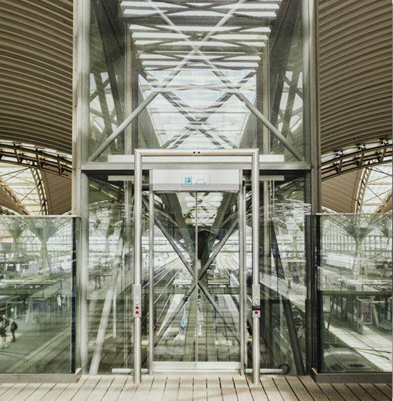 Панорамні ліфти — компанія «Altis-Lift». Фото 4