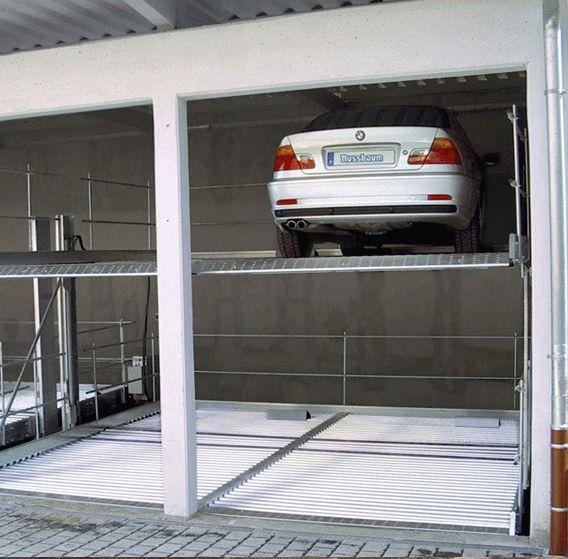 Car elevator parking systems — company «Altis-Lift». Фото 4