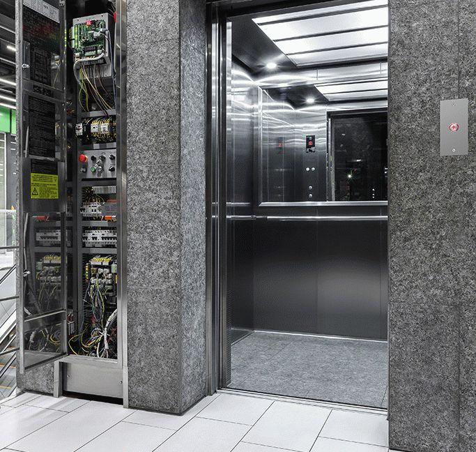 Грузопассажирские лифты — компания «Altis-Lift». Фото 2