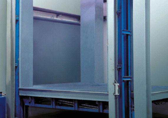 Грузовые подъемники — компания «Altis-Lift». Фото 5