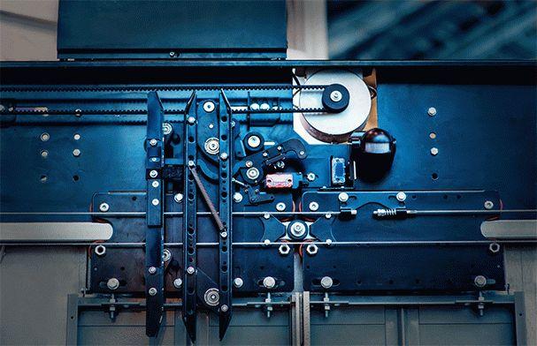 Монтаж — компания «Altis-Lift». Фото 6