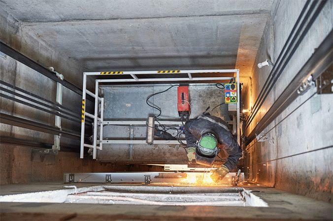 Installation — company «Altis-Lift». Фото 7