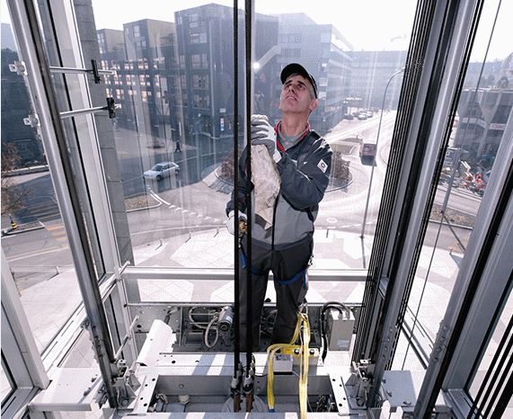 Сервисное обслуживание — компания «Altis-Lift». Фото 1
