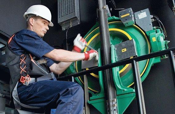 Сервисное обслуживание — компания «Altis-Lift». Фото 2