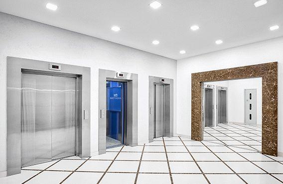 Пасажирські ліфти SJEC — компанія «Altis-Lift». Фото 8