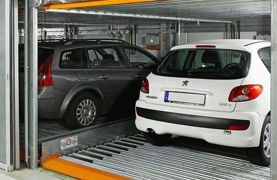 Монтаж парковочных систем — компания «Altis-Lift». Фото 2