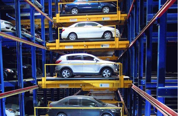 Installation elevators parking systems — company «Altis-Lift». Фото 3