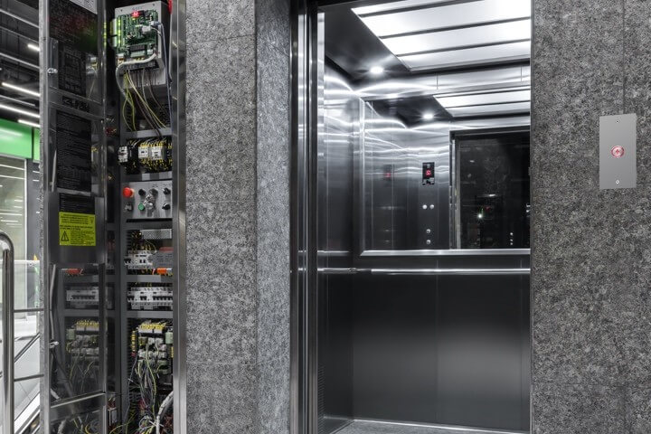 Монтаж - компания «Altis-Lift». Фото 1