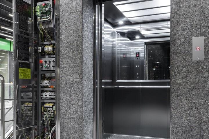 Installation - company «Altis-Lift». Фото 1